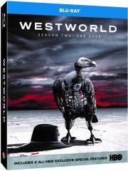 westworld - sæson 2 - hbo - Blu-Ray