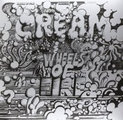 cream - wheels of fire - Vinyl / LP