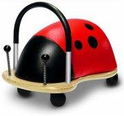 wheely bug mariehøne / ladybug - lille - Motorik