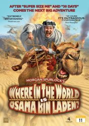 where in the world is osama bin laden ? - DVD