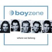 boyzone - where we belong - cd