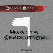 depeche mode - where's the revolution - remixes 2 x 12