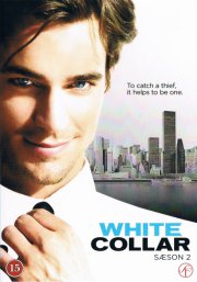 white collar - sæson 2 - DVD