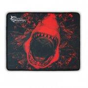 white shark musemåtte - sky walker - str. l 400x300 mm. - Gaming