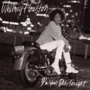 whitney houston - i'm your baby tonight - cd