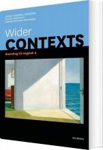 wider contexts a - bog