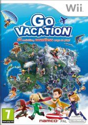 wii go vacation - wii