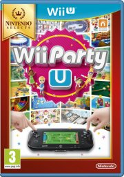 wii party u (selects) - wii u