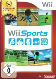 wii sports (selects) - wii
