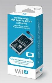 nintendo wii u - gamepad batteri - Konsoller Og Tilbehør