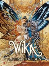 wika og oberons rasen - bog