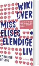 wiki over miss elises elendige liv - bog