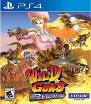 wild guns: reloaded - PS4