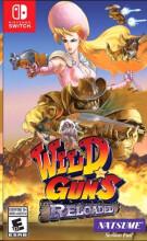 wild guns: reloaded - Nintendo Switch
