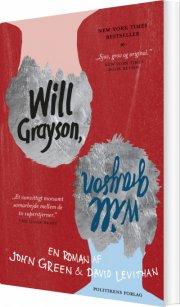 will grayson, will grayson - bog