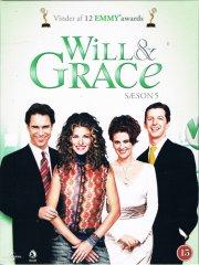 will og grace - sæson 5 - DVD