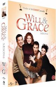 will og grace - sæson 6 - DVD