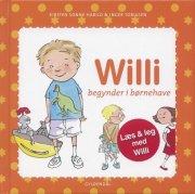 willi begynder i børnehave - bog