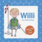 willi har fødselsdag - bog