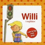 willi i trafikken - bog