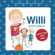 willi spiller fodbold - bog
