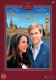william and catherine - a royal romance - DVD
