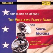 williams fairey band - sousa marches - cd