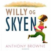 willy og skyen - bog