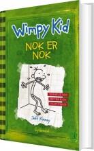 wimpy kid 3 - nok er nok! - bog
