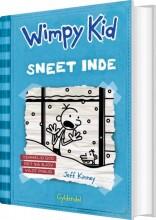 wimpy kid 6 - sneet inde - bog