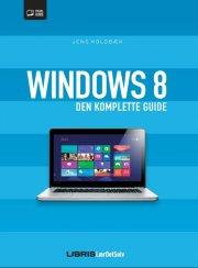 windows 8 bogen den komplette guide - bog