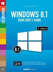windows 8.1 kom godt i gang, 2. udgave - bog