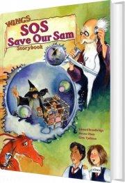 wings, sos, save our sam, storybook, 4.kl - bog