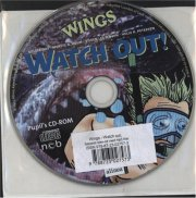 wings, watch out, elev-cd med mp3 filer - bog
