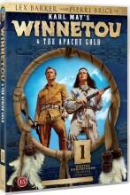 winnetou 1 - the apache gold - DVD