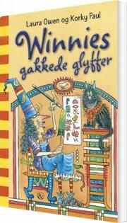winnies gakkede glyffer - bog