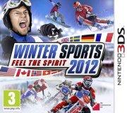 winter sports 2012: feel the spirit - nintendo 3ds