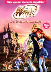 winx club - det fortabte kongerige - DVD