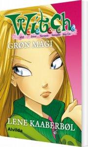 w.i.t.c.h. - grøn magi  - 4