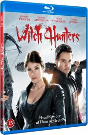 hansel and gretel witch hunters - Blu-Ray