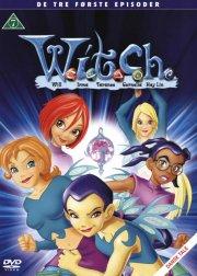 w.i.t.c.h. - vol. 1 - DVD
