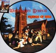 witchfinder general - witchfinder general - picture disc - Vinyl / LP
