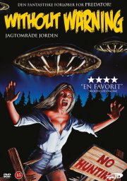 without warning - DVD