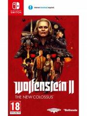 wolfenstein 2: the new colossus - Nintendo Switch