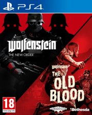 wolfenstein double pack - the new order and the old blood - PS4