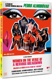 women on the verge of a nervous breakdown - DVD