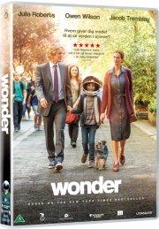 wonder 2017 - julia roberts - DVD
