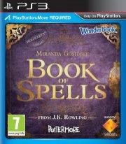 wonderbook: book of spells (nordic) (move) - PS3
