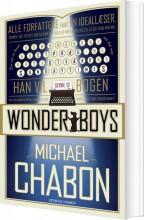 wonderboys - bog