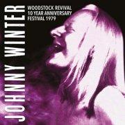 johnny winter - woodstock revival 1979 - cd